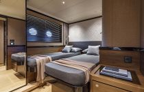 Guest room on absolute navetta 68