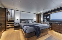 Absolute Navetta 68 Master bedroom