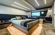 Absolute 62 Flybridge Master Suite