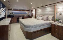 Viking Yachts 92EB Master Stateroom