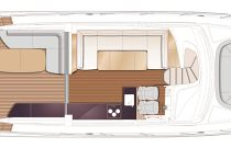princess v55 main deck layout