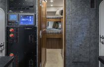 Viking Yachts 92 Enclosed Bridge
