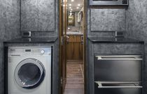 Viking Yachts 92EB Washer Dryer