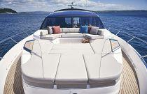 sunpads on the bow lounge