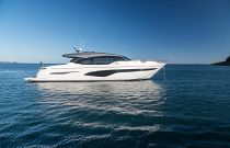 Princess V78 Yacht for sale profile