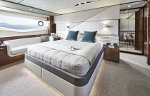 Princess Yachts V78 VIP Suite