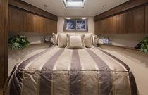 Viking Yachts 80 EB FWD Stateroom