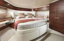 Forward Guest Cabin on Princess F70