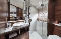 starboard guest bathroom