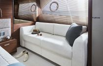 Princess F70 Owners Suite Sofa