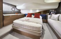 Master Suite on Princess F45