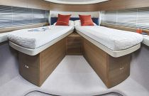 Forward Guest Cabin Beds Apart