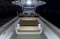 cockpit mezzanine seats