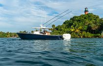 Valhalla Boatworks V-41 At Jupiter Lighthouse