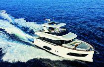 Cruising at 15 knots