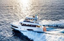 Cruising on the Absolute 52 Navetta