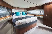 VIP cabin in princess s62