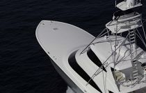 Viking Yachts 72 Enclosed Bridge Tower Image