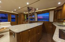 Viking Yachts 66EB Granite Galley Counter Top