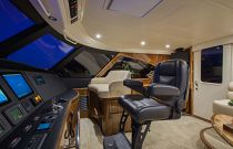 Viking Yachts 66 Enclosed Bridge