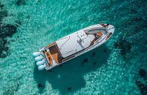 HCB Yachts 42 Lujo