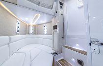 cabin on hcb 42 lujo