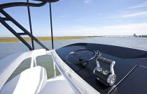 Viking Yachts 92C Tower Controls