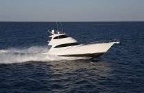 Viking Yachts 62EB Starboard Side running
