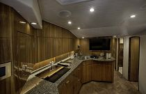 Viking Yachts 52 Sport Tower Galley