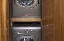 Viking 52 Open Washer Dryer