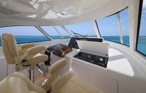 Viking Yachts 52 Open Helm Pod