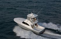 Viking Yachts 37 Billfish Port Running