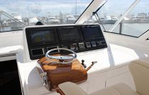 Viking Yachts 48 Sport Tower Helm Electronics