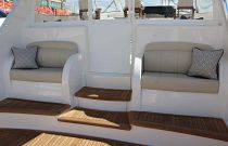 Viking Yachts 48 Sport Tower Observation Mezzanine
