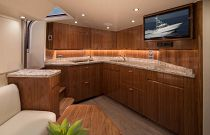Viking Yachts 48 Open Galley