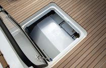 Viking Yachts 48 Open Lazarette