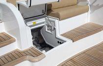 Viking Yachts 44 Open Engine Room Lazarette
