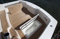 Viking Yachts 44 Open In-Deck Fish wells