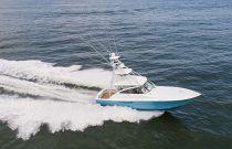 Viking Yachts 44 Open Aerial Run