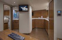 Viking Yachts 44 Open Salon TV