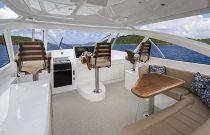 Viking Yachts 44 Open Raised Platform Command Center