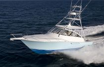 Viking Yachts 42 Open Running Portside