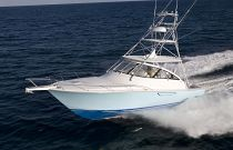 Viking Yachts 42 Open FIsh Rigged Running Image