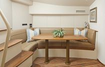 Viking Yachts 42 Open U-Shaped Dinette
