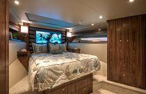 Viking Yachts 93 MY Vip Port Side