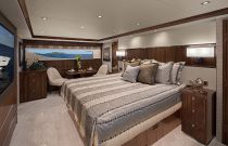 Viking Yachts 93 MY Master Stateroom View