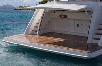 Viking Yachts 93 Motor Yacht Tender Garage