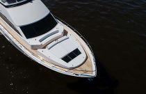 Viking Yachts 82 MY Forward Bow