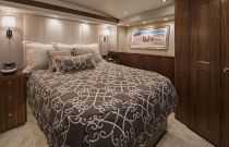 Viking Yachts 80C 3rd Stateroom