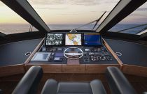 Viking Yachts 75 Motor Yacht Centerline Helm